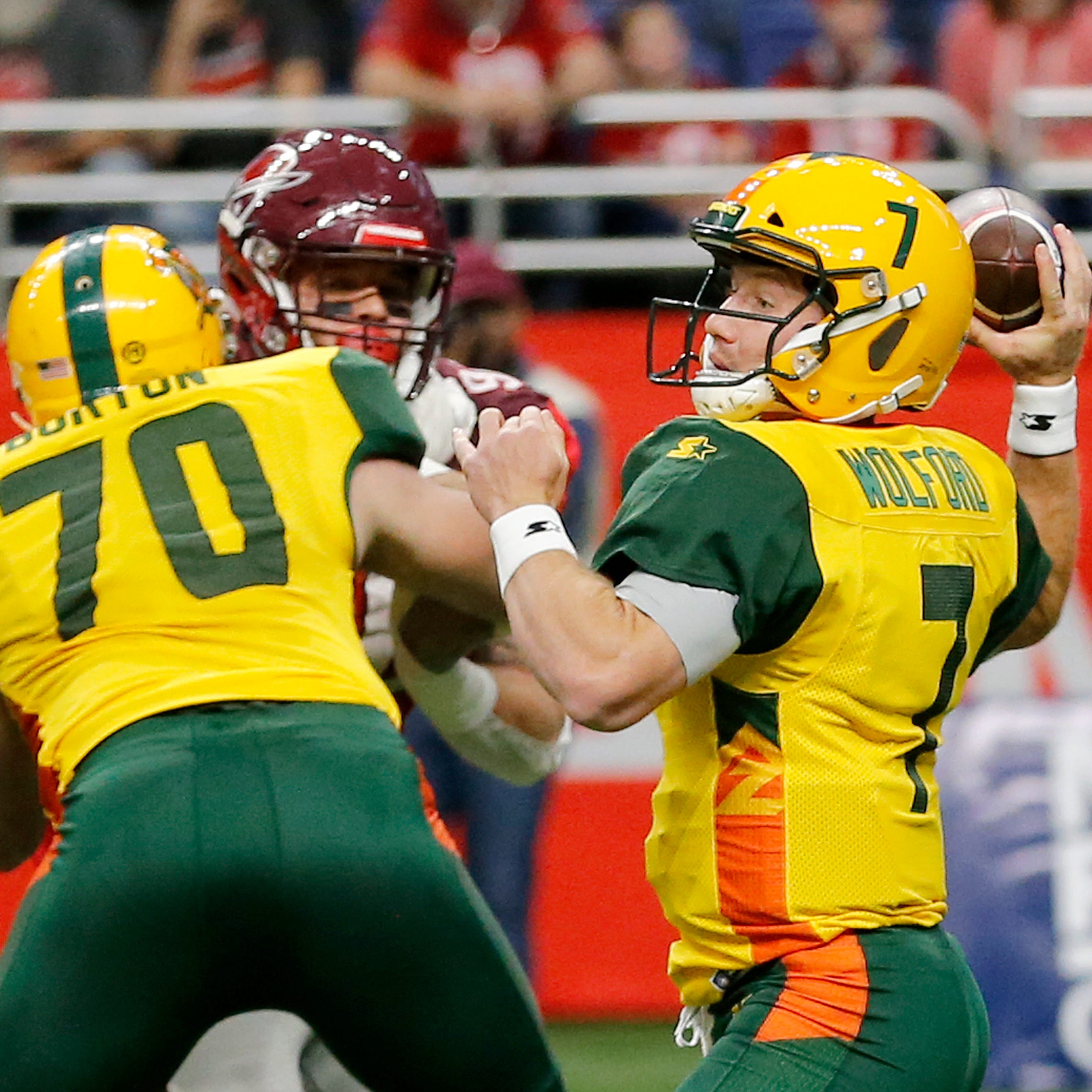 AAF suspending football operations eight weeks into season, report says
