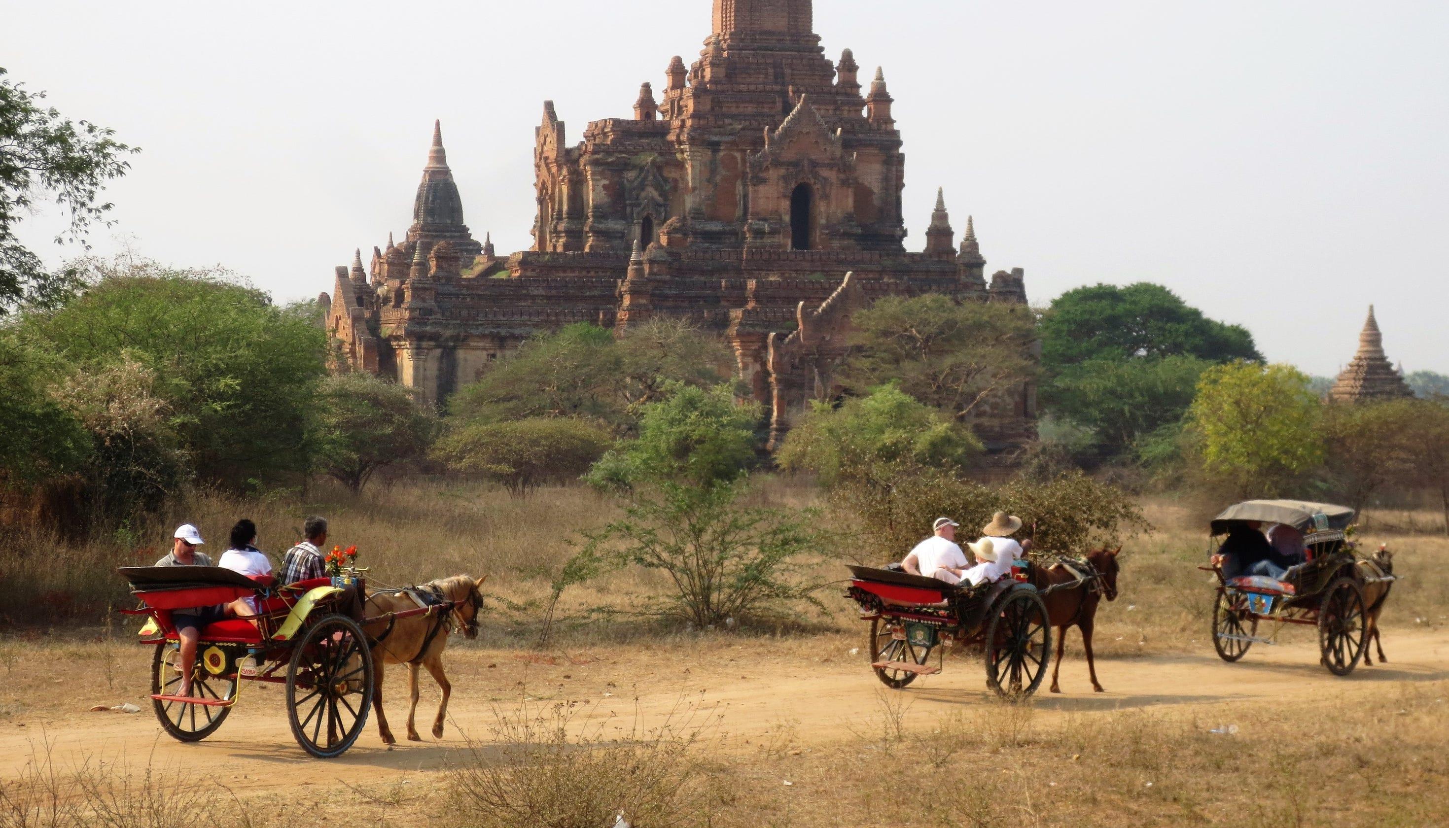Myanmar travel: Should you go? Is it safe?
