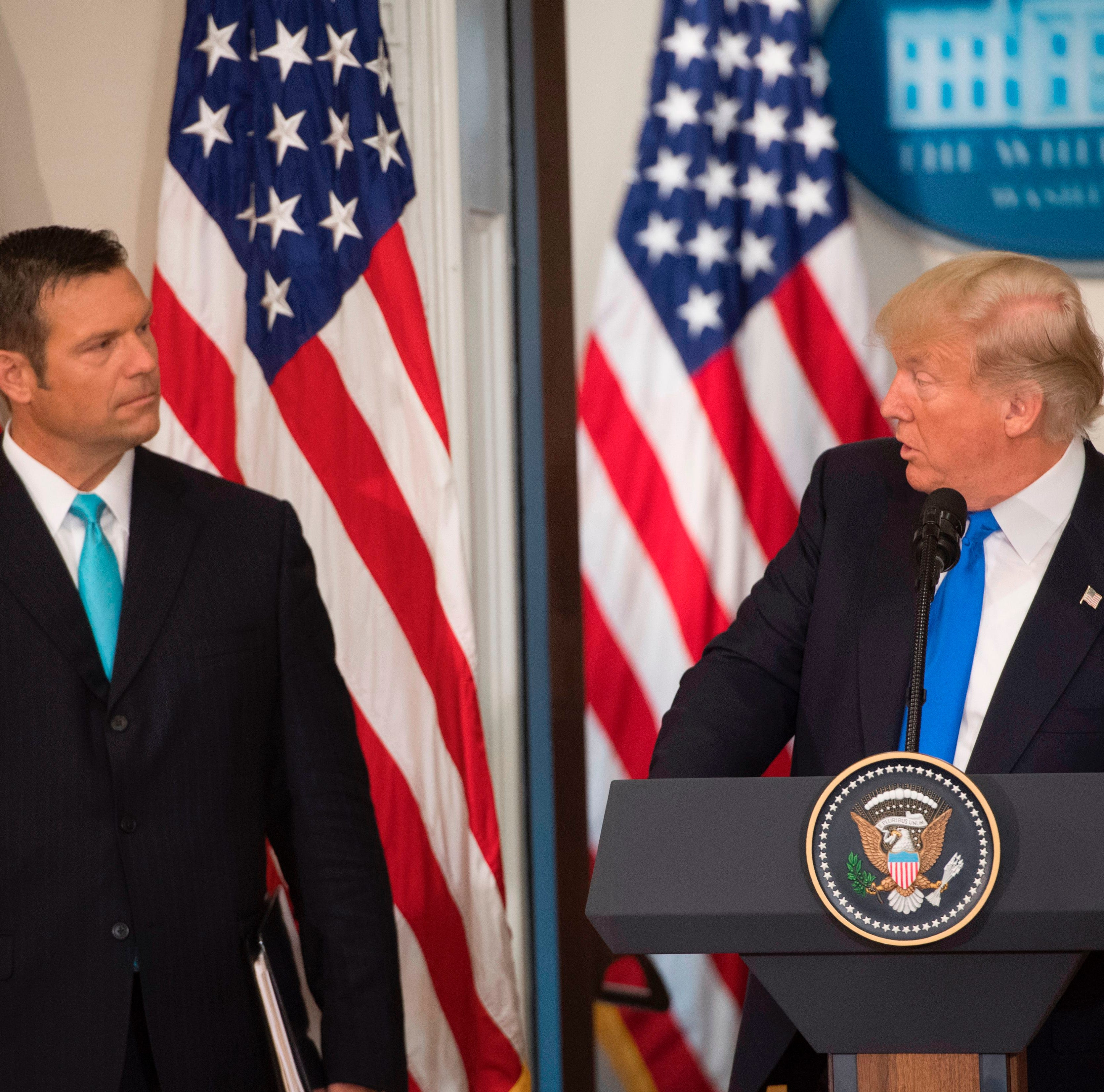 Fuente: Trump sopesa nombrar a un 'zar migratorio'