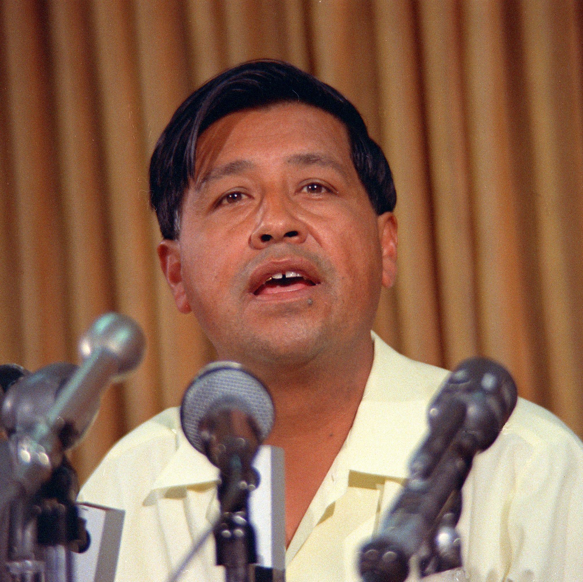 ¿Por qué el líder de los campesinos César Chávez importa hoy más que nunca?
