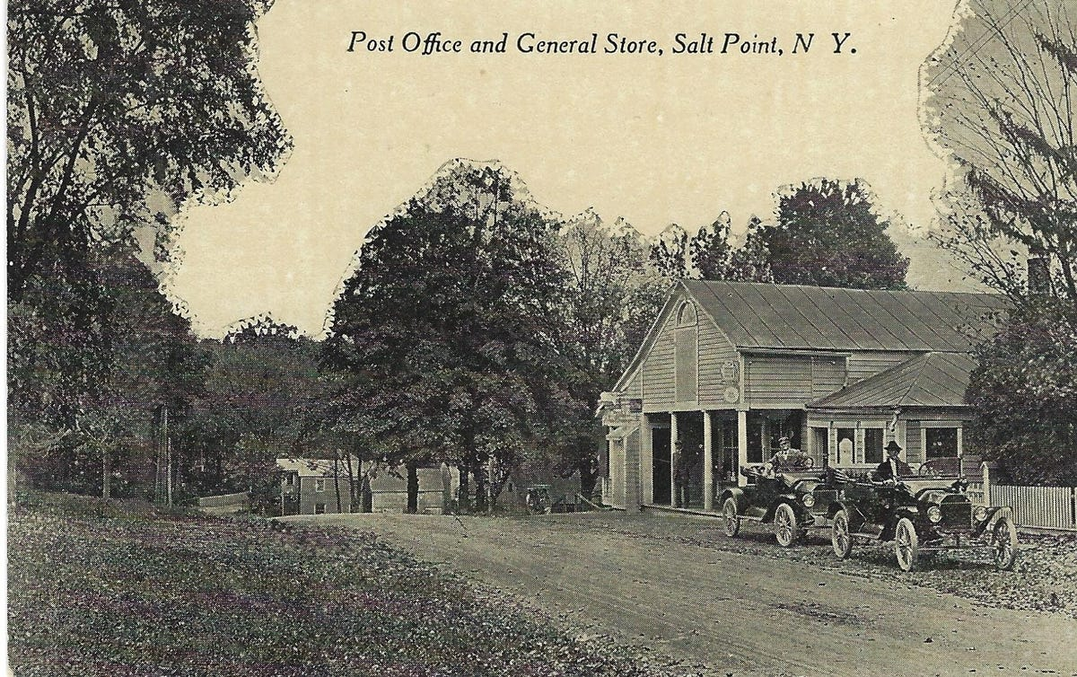 Salt Point general store founded in 1845 had post office, health care