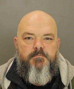 Bradley Alan Bower, arrested for simple assault.