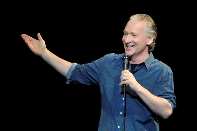 Bill Maher is coming to the Washington Pavilion.