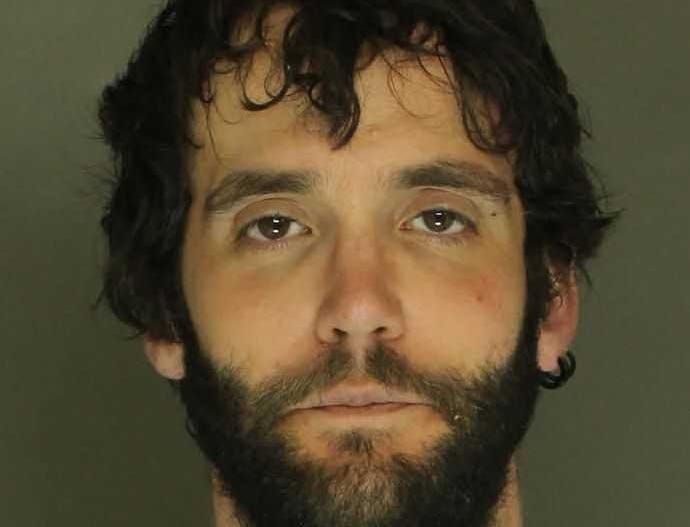 Thomas Hart, arrested for use/possession of drug paraphernalia.