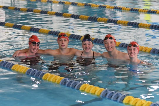 Maysen King, Owen Pogwist, Cameron Horner, David Koval and Saige Oechsli has qualified for the YMCA National Championships.