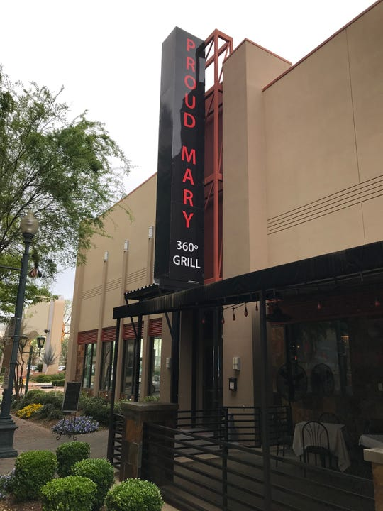 The Proud Mary restaurant in Shreveport is being sued by two separate plaintiffs.