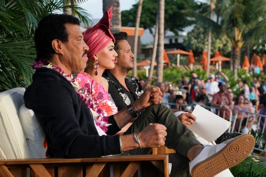 """American Idol"" judges Lionel Richie, Katy Perry and Luke Bryan deliver their final judgment in Hawaii, narrowing the reality singing competition down from 40 to the Top 20  contestants."
