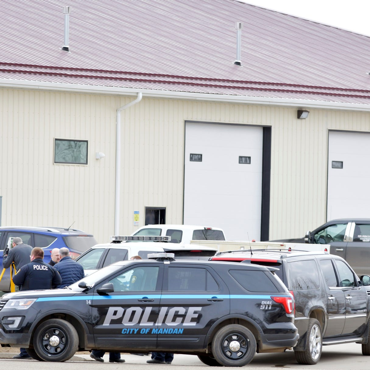 4 dead in 'multiple homicide' at North Dakota business