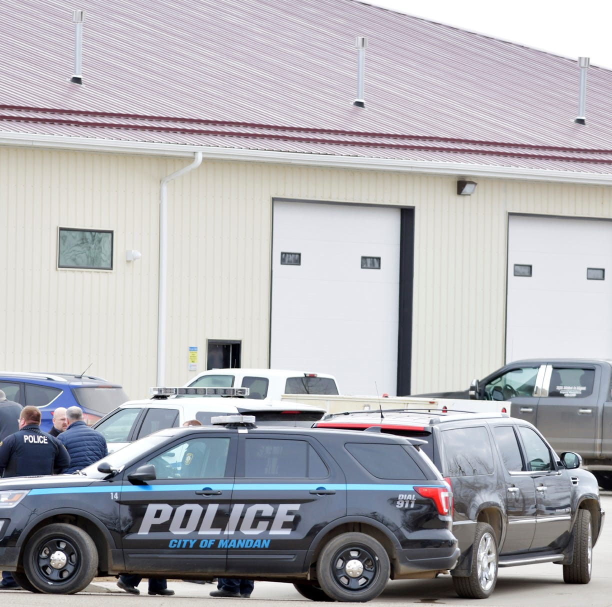 North Dakota authorities say 'several' bodies found in suburban Bismarck business