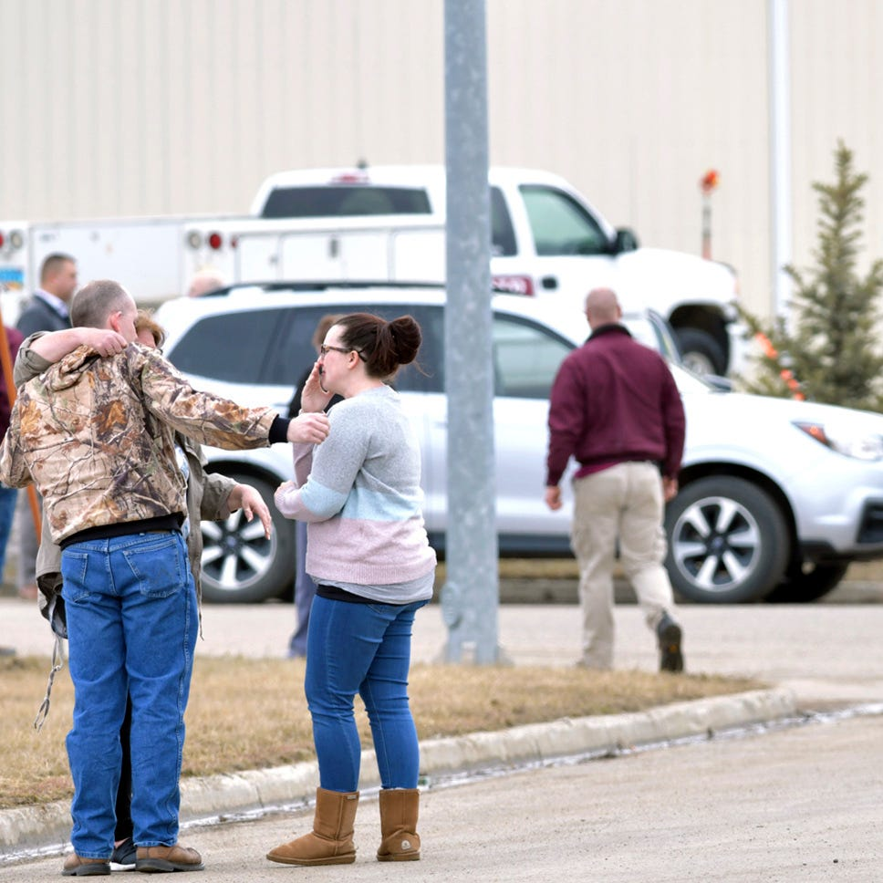 Mandan murders: Suspect held in 4 slayings at North Dakota business