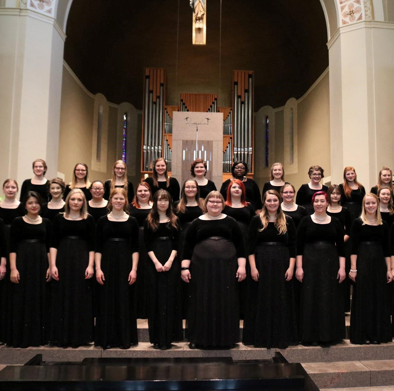 4 universities' women's choirs team up for a good cause