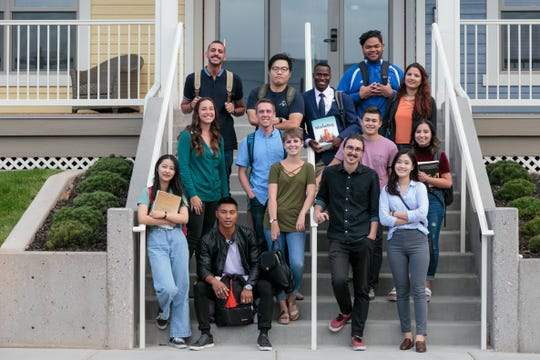International student enrollment at Southern Utah University has reached an all-time high.
