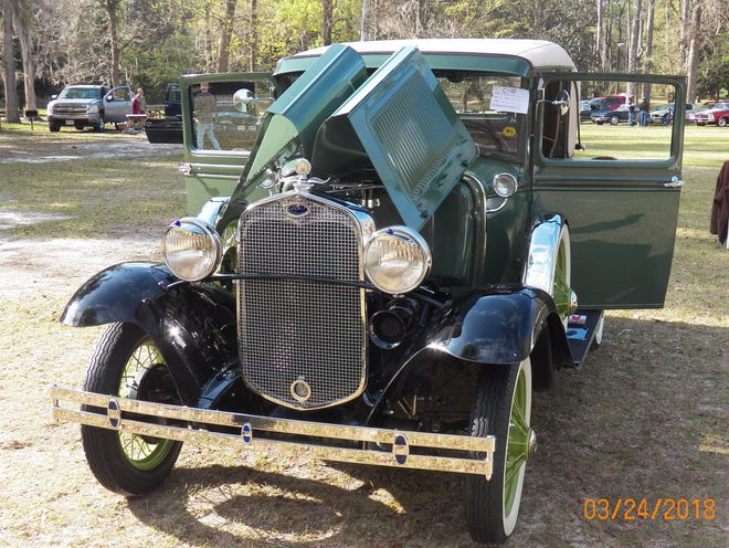 Friends of Maclay will hold an antique car show on April 6.
