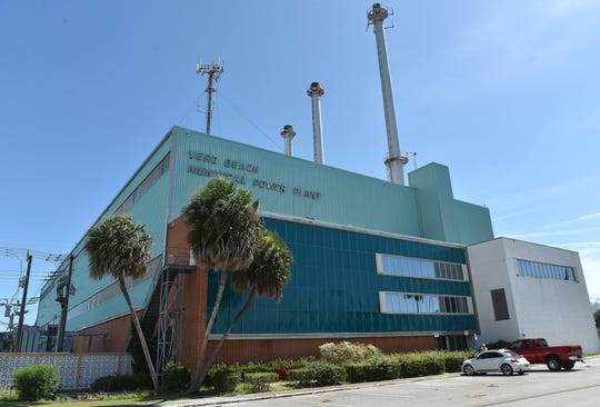 Vero Beach sold its electric system to Florida Power & Light Co., but still owns the property.