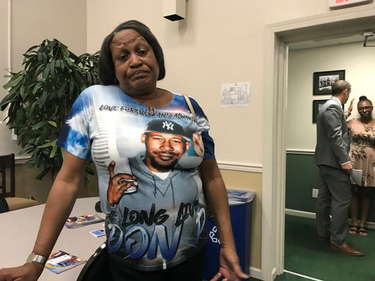 Aroma Phillips said the best gift she received to celebrate what would have been her son's 30th birthday was when Indian River County sheriff's detectives announced an arrest for the man charged with his murder.