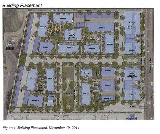 Plans approved in 2014 for 2055 N. Ventura Ave. in Ventura.