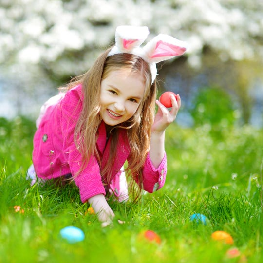 Get your baskets ready. Area Easter Egg Hunts announced.