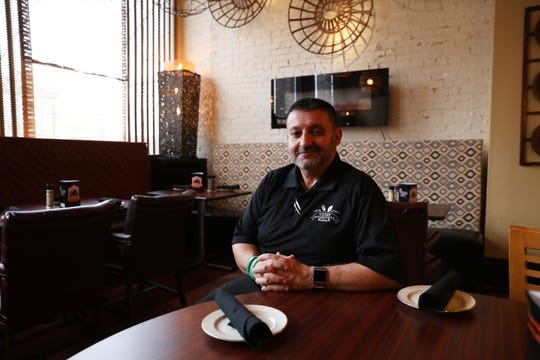 After 20 years at Applebees, General Manager David Jacobs has big plans for the new Urban Comforts in downtown Zanesville.