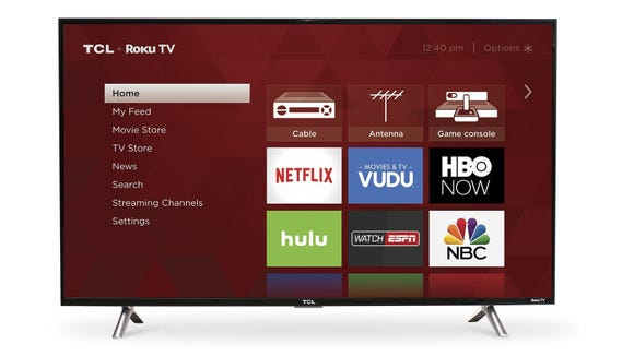 Get a great price on a new TV for your bedroom.