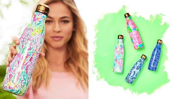 Save big on the most fashionable water bottles.