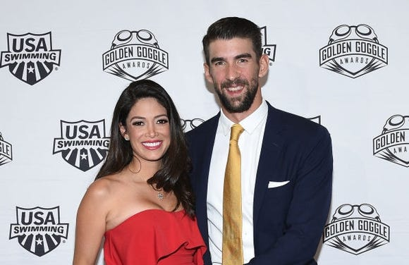 Michael Phelps is going to be a dad again.