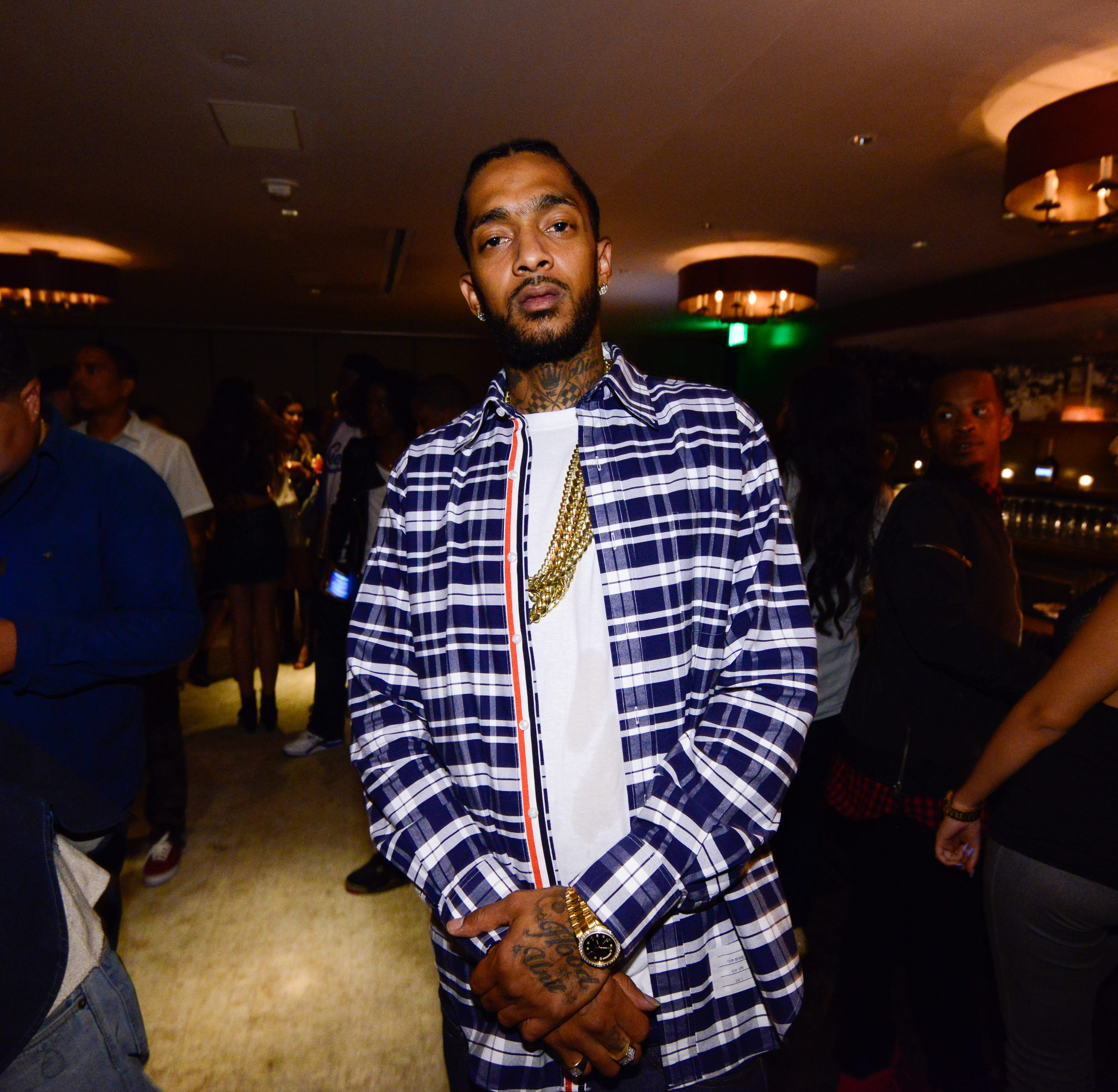 Nipsey Hussle shooting suspect pleads not guilty to murder