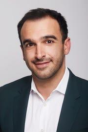 """Ladies Who Punch"" author Ramin Setoodeh"