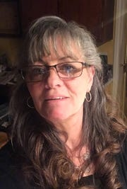 Diana Franklin of Oregon City, Oregon, says she needs to quit vaping a month before her knee surgery on May 6, 2019.