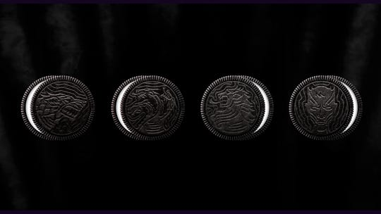 "Limited-edition ""Game of Throne"" Oreos hit store shelves on Monday."