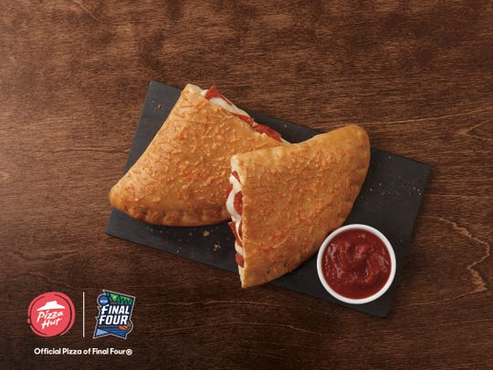 It's possible Pizza Hut will give away free P'Zones to members of its Hut Rewards loyalty program.