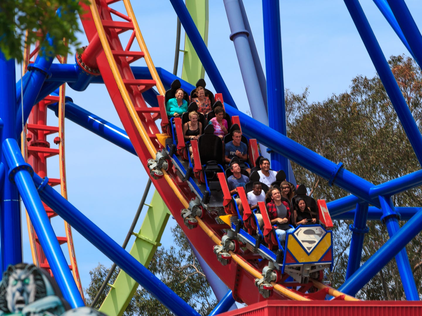 Six Flags Discovery Kingdom: $69.99 at the gate; $44.99 if booked online. Discovery Kingdom in Vallejo, California, introduced some new attractions in 2017, including Wonder Woman Lasso of Truth, and will debut the world's first dual-looping coaster — the Harley Quinn Crazy Coaster — this spring. While the park is known for its thrill rides like Cobra, Tazmanian Devil and Superman Ultimate Flight, families with young children won't struggle to find the fun. Along with the famed coasters, guests can enjoy animal attractions, family rides and live entertainment. The park also offers lots of price-saving freebies and discounts. Get free refills on drinks all season or score a shopping pass for 20% off.