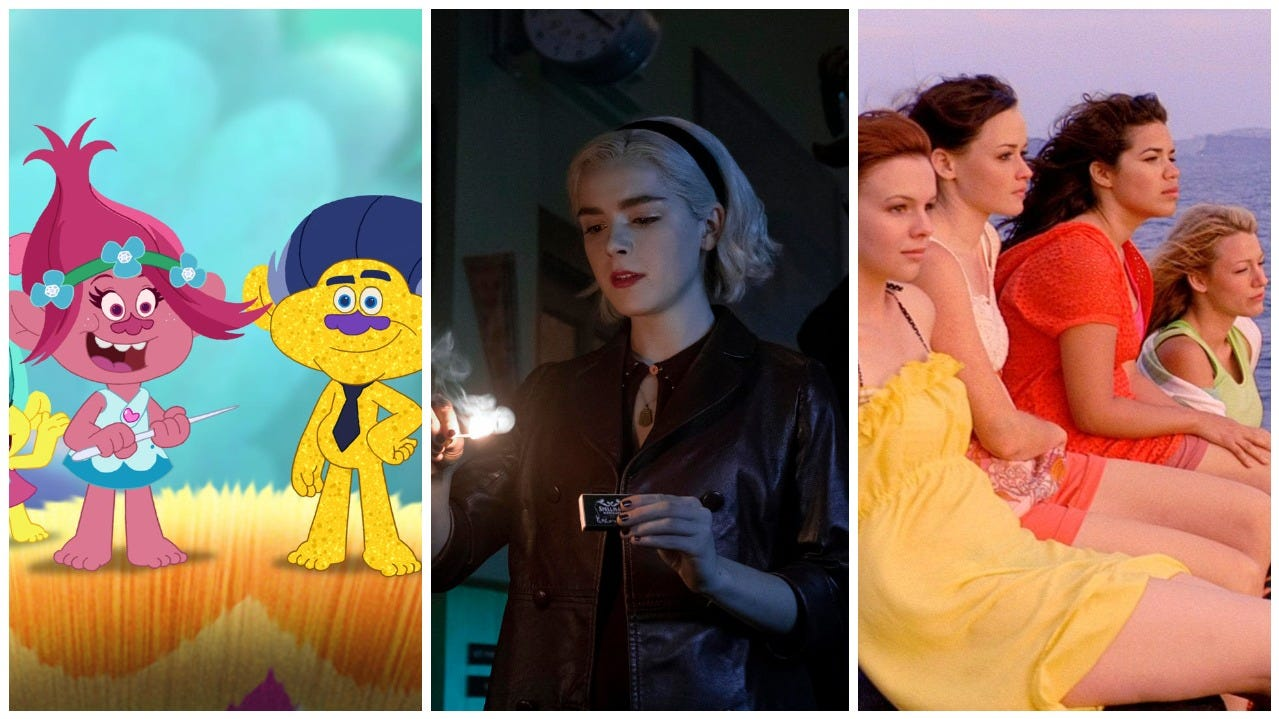 Netflix in April: Here are the best new family movies, shows to stream
