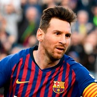 e8da94596 Pope Francis says soccer star Lionel Messi of Barcelona  is not God