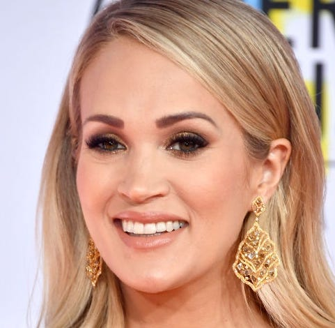 "Carrie Underwood's son mocked her with a school yard taunt by calling her ""Carefree Underwear."""