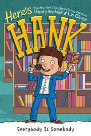 'Here's Hank: Everybody Is Somebody' is the 12th and final novel in the Hank Zipzer prequel book series by Henry Winkler and Lin Oliver.
