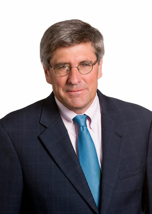 'They're pulling a Kavanaugh against me': Stephen Moore slams reports on his past statements