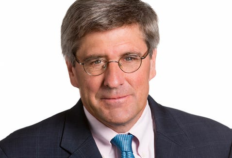 Stephen Moore, who wrote for The Wall Street Journal and worked at the Heritage Foundation, has been nominated by President Donald Trump for a seat on the Federal Reserve Board.