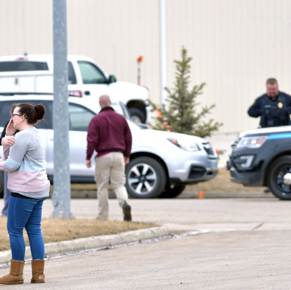 Three men, one woman found dead in 'multiple homicide' at North Dakota business, police say