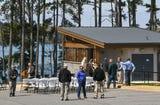 Green Pond Landing & Event Center opens bathroom before BASSMASTER Elite Tournament April 4-7