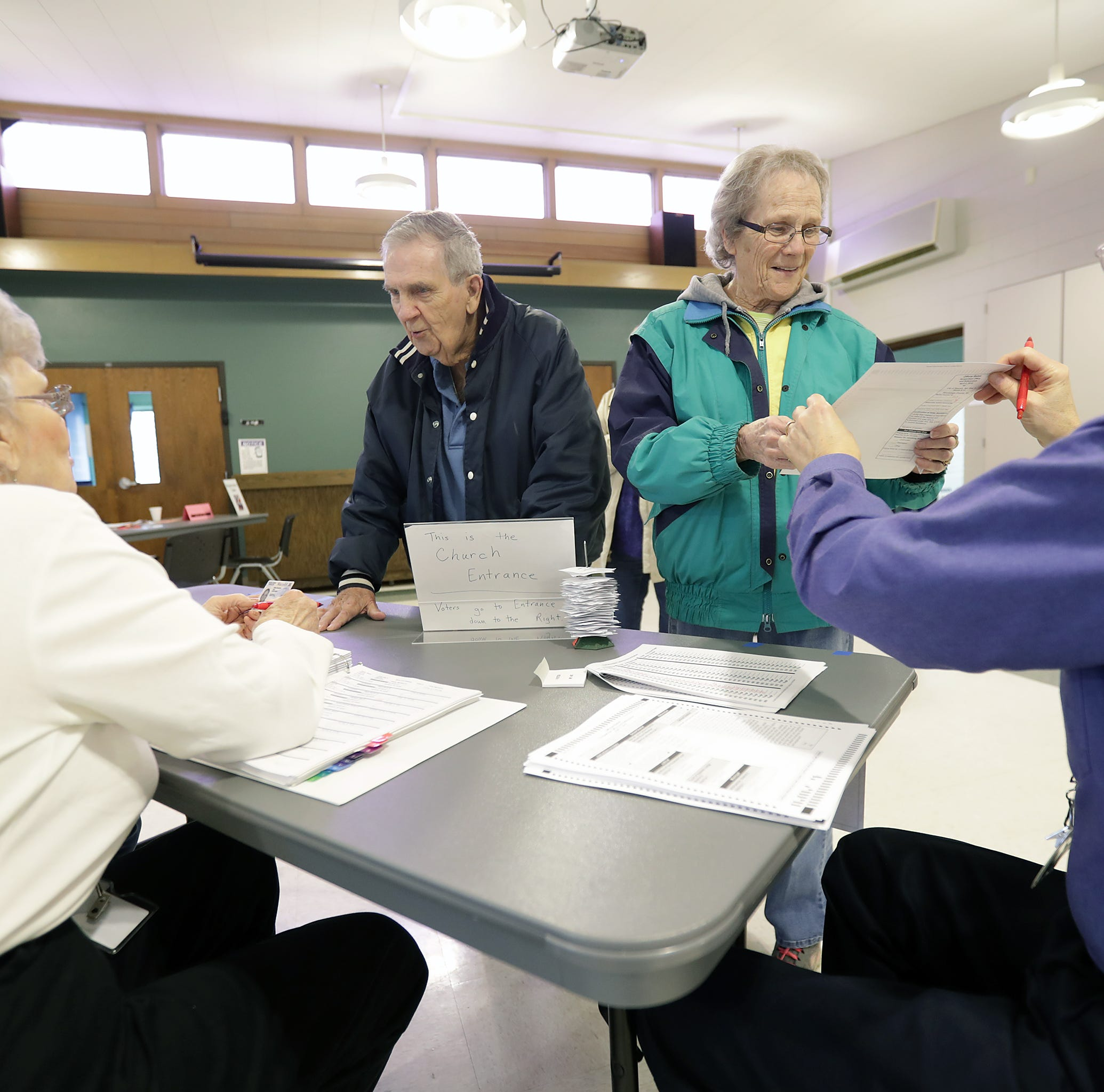 Technical problem slows reporting of election results in Outagamie County