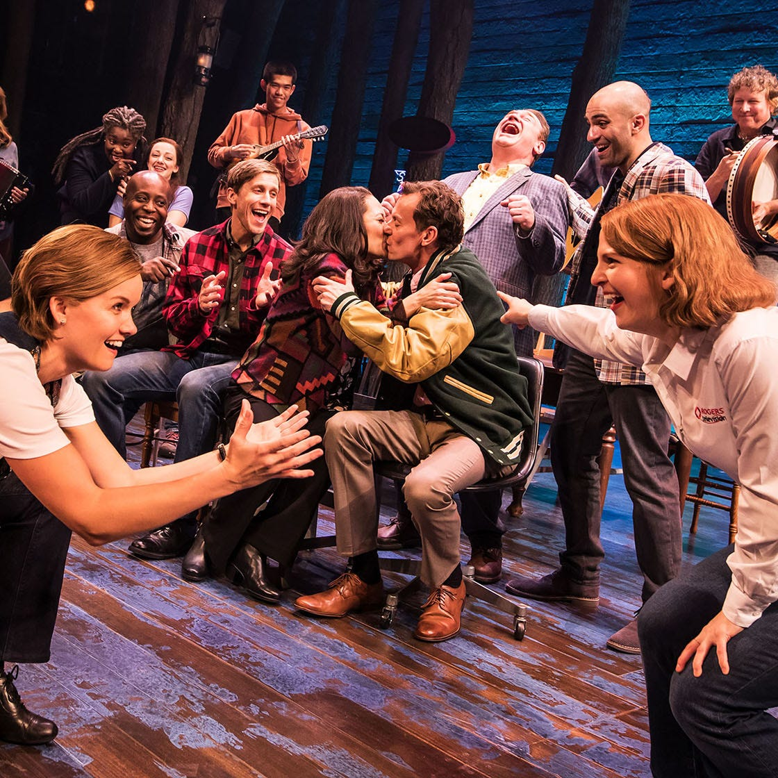 Review: 'Come From Away' heartwarming and hilarious at the Fox Cities PAC
