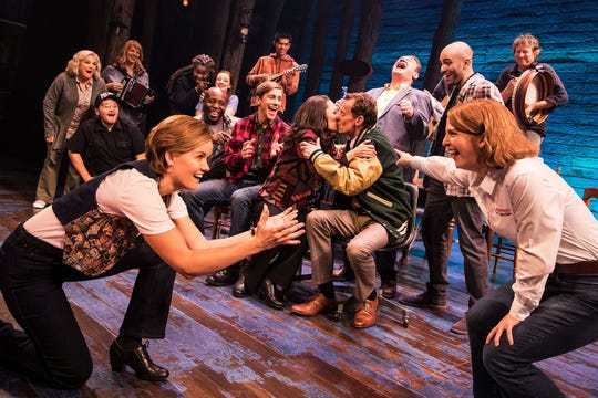 "The musical ""Come From Away"" opened Tuesday at the Fox Cities Performing Arts Center in Appleton."