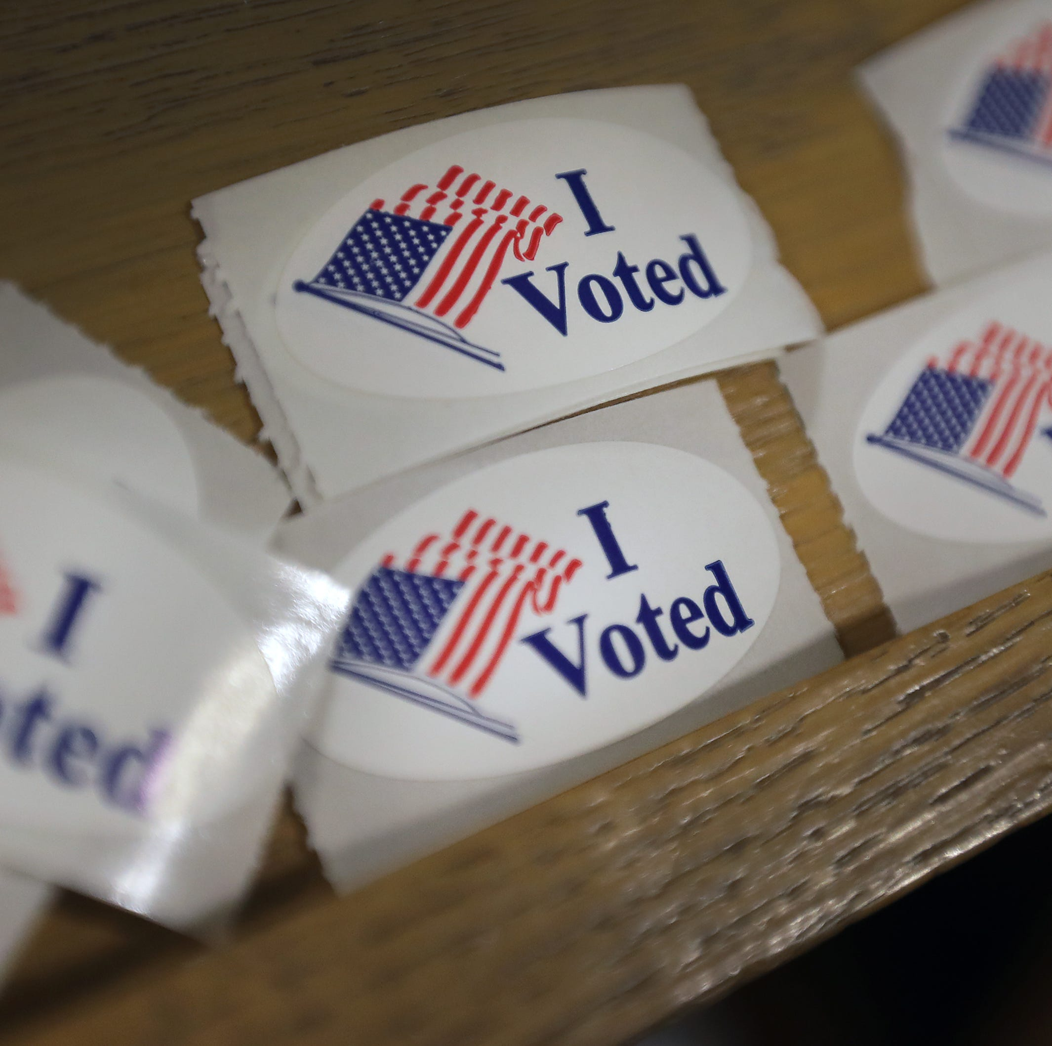Election results from contested races, school referendums in the Fox Cities