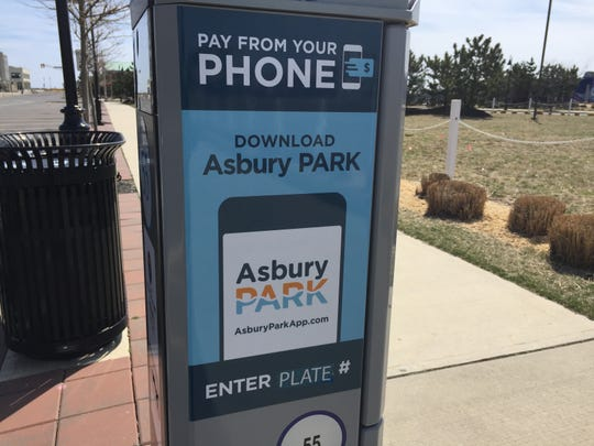 Parking in Asbury Park