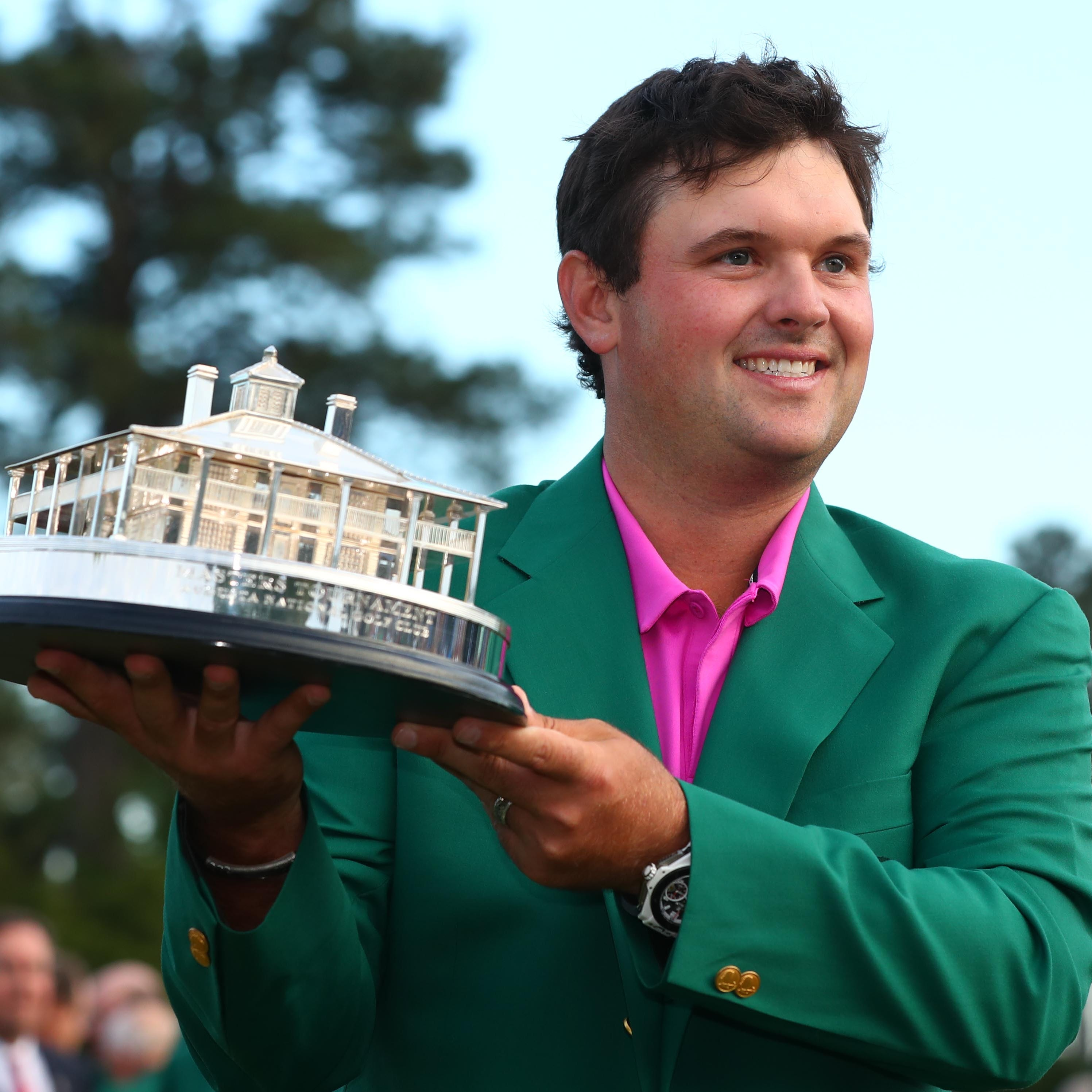 Masters tee times, TV, complete info