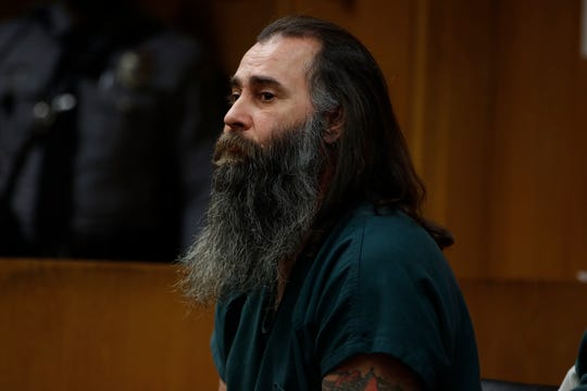 Brian Combs at a detention hearing.