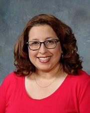 Cooper Principal Karen Munoz