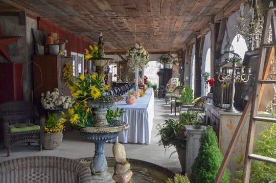 Southern Exposure Herb Farm, at 11269 N Drive North in Battle Creek, hosts workshops, weddings, overseas trips and more.