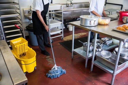 Inspectors visit Brevard restaurants regularly to make sure kitchens are kept clean and safe.
