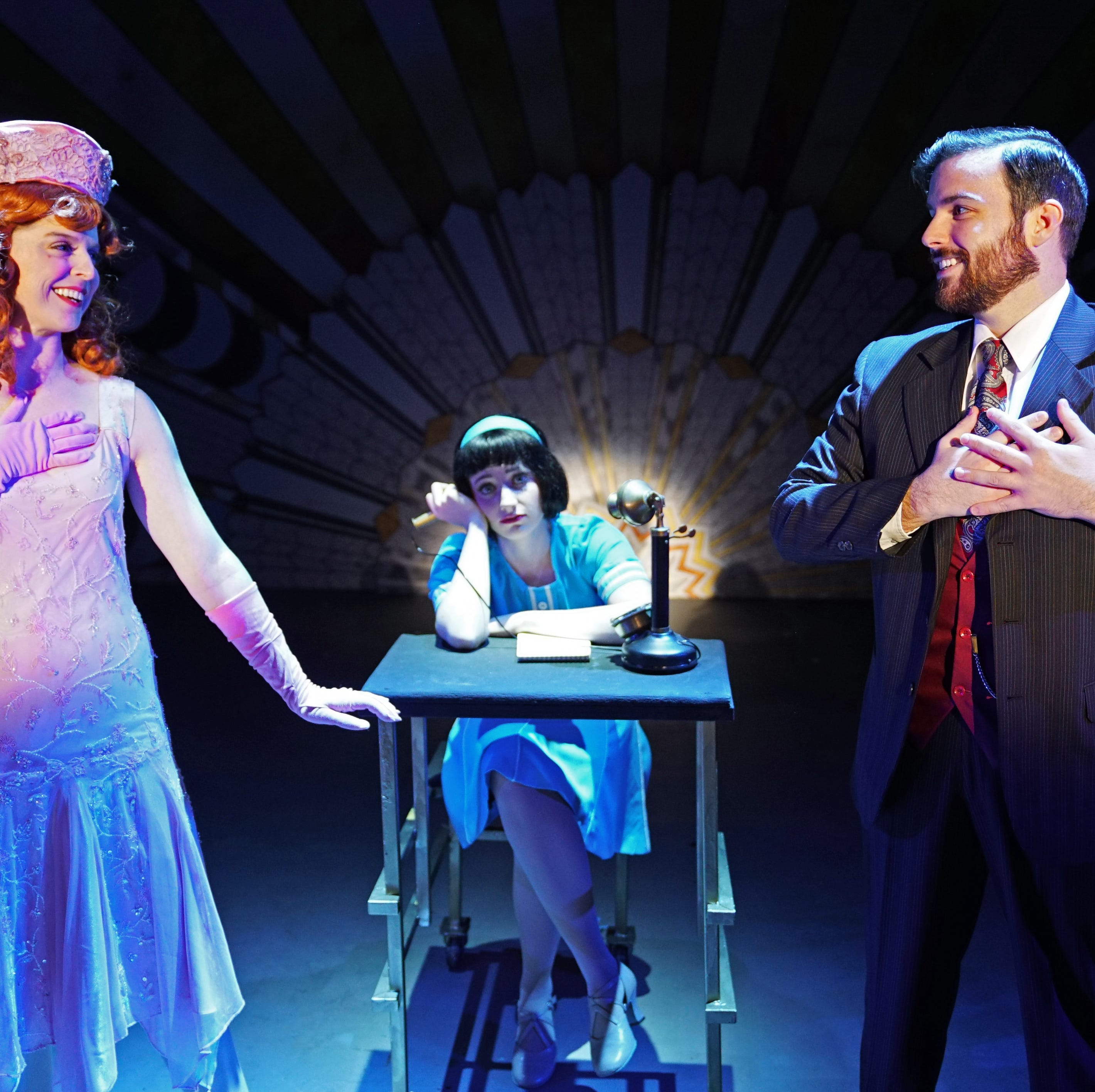 Thoroughly Modern Millie hits the stage at Titusville Playhouse